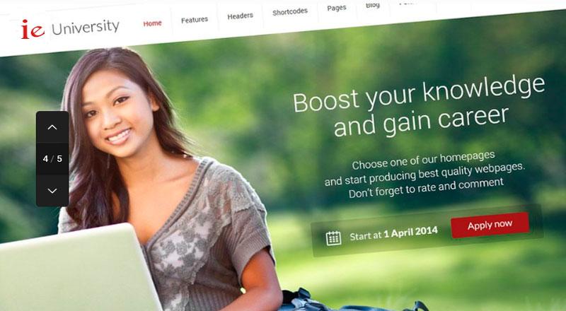 pagina-web-centro-de-estudios-high-school-universidades
